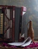 klassiskt musikinstrument arkivfoto