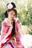 klassiskt skönhetporslin Royaltyfri Fotografi