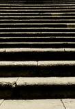 Klassiskt stenflyg av moment, begrepp av försöket arkivfoton