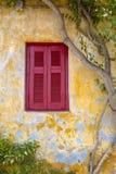 Klassiskt stilfönster arkivfoton