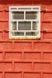 Klassiskt stilfönster Arkivbilder