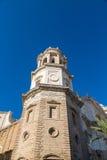 Klassiskt torn i Seville royaltyfri fotografi