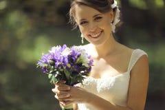 Klassiskt traditionellt bröllopfoto arkivfoton