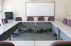 klassrum Royaltyfri Bild
