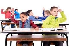 Klassrum Fotografering för Bildbyråer