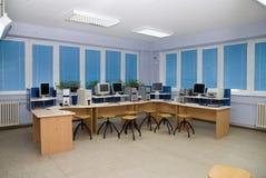 klassrumdator Arkivbild