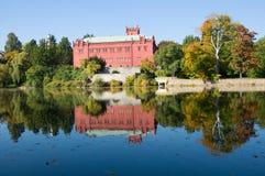 Klasterec nad Ohri, Czech republic Royalty Free Stock Images
