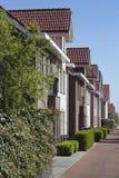 Klasy średniej sąsiedztwo Obraz Stock
