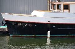 Klasyczna łódź Obrazy Royalty Free