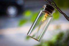 Klasyczna żarówki lampa zdjęcie royalty free