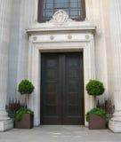 Klasyczna architektura w Londyn obraz royalty free