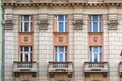 klasyczna budynku Zdjęcia Stock