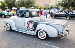 Klasyczna Chevrolet furgonetka Zdjęcie Royalty Free