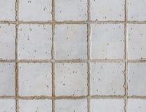 Klasyczna dachówkowej podłoga bezszwowa tekstura Zdjęcie Royalty Free