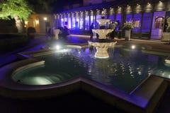 Klasyczna fontanna Zdjęcie Royalty Free