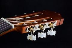 klasyczna gitara Zdjęcia Royalty Free