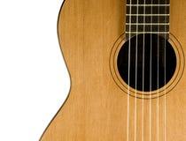 klasyczna gitara zdjęcie stock