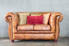 klasyczna kanapa Obrazy Stock
