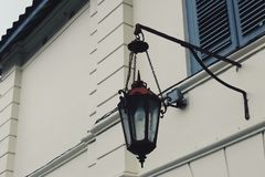 Klasyczna lampa zdjęcia royalty free