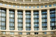 klasyczna nowoczesnego biuro budynku. Fotografia Royalty Free