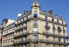 klasyczna Paris budynku. Obraz Royalty Free