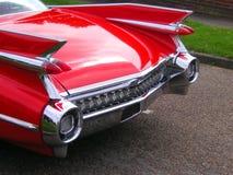 Klasyczna samochodowy De Ville Coupe zdjęcie royalty free