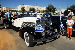 Klasyczna stara 1934 Chrysler Obyczajowa Cesarska terenówka. Obraz Royalty Free