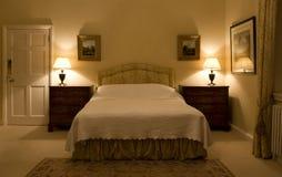 klasyczna sypialnia Zdjęcia Stock