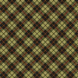 klasyczna szkocka krata Zdjęcie Royalty Free
