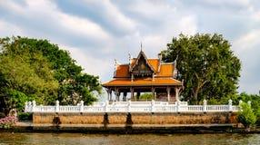 Klasyczna Tajlandzka architektura Zdjęcia Royalty Free