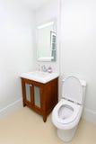 klasyczna toaleta Obraz Royalty Free