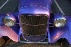 klasyczna zamontowanego samochodowy rocznik fotografia stock