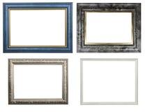Klasyczne drewniane ramy Fotografia Royalty Free