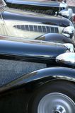 klasyczne samochody Zdjęcie Royalty Free