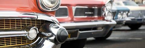 klasyczne samochody zdjęcia stock