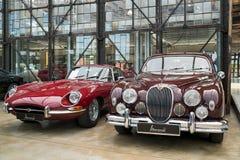 klasyczne samochody Obraz Stock