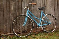Klasycznego rocznika miasta retro bicykl Obraz Stock