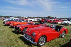 Klasyczni Samochody Zdjęcie Royalty Free