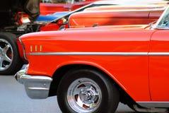 Klasyczni samochody Fotografia Royalty Free