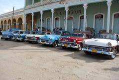Klasyczni samochody Obraz Stock
