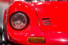 Klasyczni samochody Zdjęcia Royalty Free