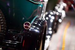 Klasyczni samochody Obrazy Stock