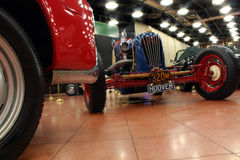 Klasyczni samochody muzealni Fotografia Stock