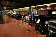 Klasyczni samochody w Koc muzeum Obraz Stock