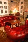 klasyczny żywy pokój zdjęcia royalty free