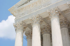 klasyczny architektura grek Fotografia Stock