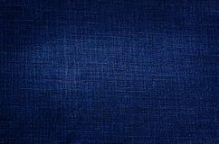 Klasyczny błękitny drelichowy tło zdjęcia stock