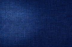 Klasyczny błękitny drelichowy tło obraz stock