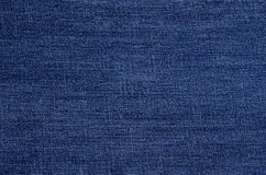 Klasyczny błękitny drelichowy tło zdjęcie royalty free