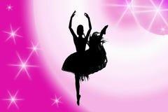 klasyczny balet ilustracji